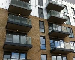 Apartments, Poplar